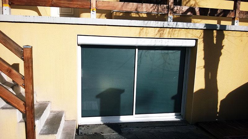 Améliorer l'intimité de vos vitres en rez-de-chaussée