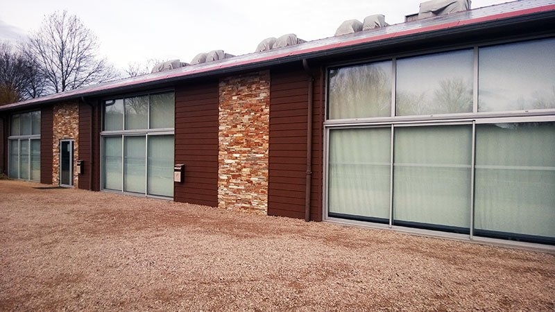 Sécurisez vos vitrages bâtiment grâce à notre film de sécurité de vitrage