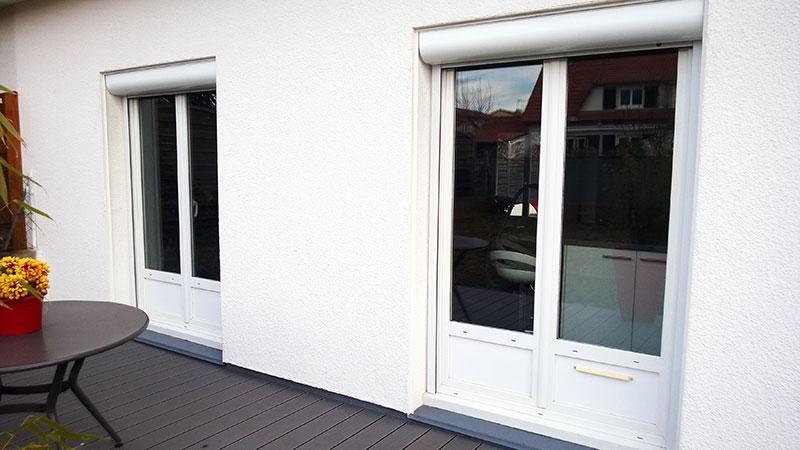 Sécurisation de vitrage de bureaux, habitation, studio, villa ou appartement en rez de chaussez